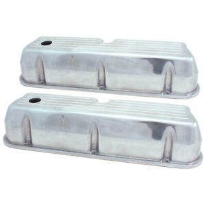Spectre 5019 Aluminum Valve Covers Ford Mercury 260 351 Lincoln 5 0l