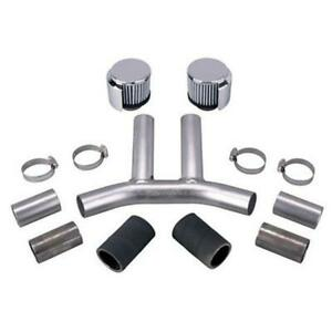 Speedway Engine Vent Tube With Breathers