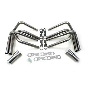 Patriot Exhaust H8011 Header Roadster sprint Car Weld up Kit Sbc