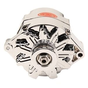 Powermaster 37293 Gm 12si 150 Amp Alternator Chrome