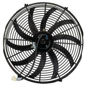 Speedway Universal Electric Radiator Cooling Fan 8 Inch