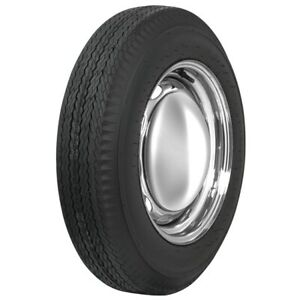 Coker Tire 568800 Firestone Vintage Bias Ply Tire 670 15 Blackwall