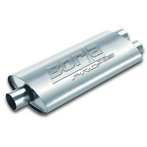 Borla 40349 Proxs Muffler 3 Inch Inlet 2 5 Dual Out