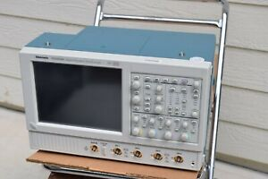 Xlt tektronix Tds5054b nv av Oscilloscope 500mhz 4 channel Tek 5gs s Guarante
