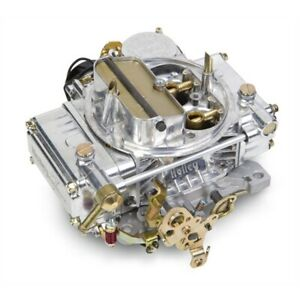 Holley 0 80459sa 750 Cfm Classic Holley Carburetor Electric Choke