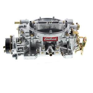 Edelbrock 1403 Performer 500 Cfm 4 Barrel Carburetor Electric Choke