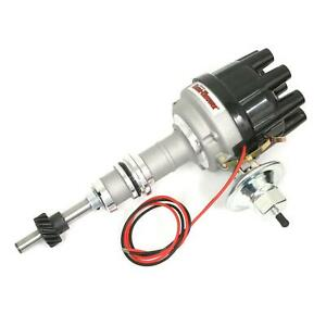 Pertronix D134600 Flame Thrower Distributor Ford Sbf 221 302 Black