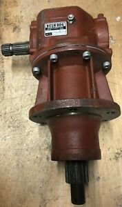 Bush Hog Wing Gearbox 70537 For 3108 Mower
