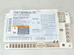 White Rodgers 50a50 110 Total Furnace Control Circuit Board 1380 686