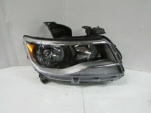 2015 2018 Chevrolet Colorado Oem Right Passenger Non Projector Type Headlight D6