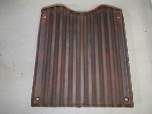 Ford 841 Power Master Front Screen