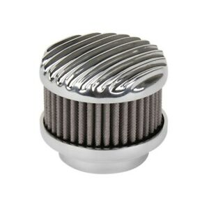 Otb Gear 4220 Rochester 2 g Full Finned Air Cleaner Polished