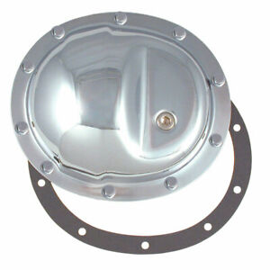 Spectre 6090 Differential Cover Steel Chrome Dana 35 Each