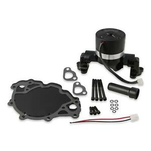 Frostbite 22 138 Billet Electric Water Pump Sbf 50 Gpm Black