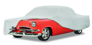 1949 1951 Ford Coupe Convertible Custom Fit Grey Dustop Indoor Car Cover