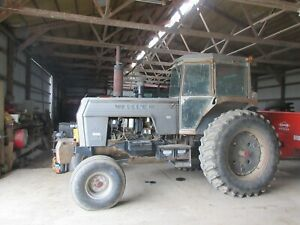 1977 White 2 135 Tractor W duals Showing 5267 Hours
