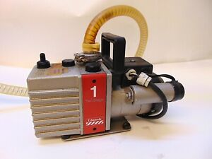 Edwards 1 Two Stage High Vacuum Pump E2m 1 S4845