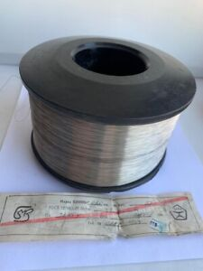 Nichrome 80 Wire Resistance Heating 1000ft 32awg 300 Meters 0 20mm