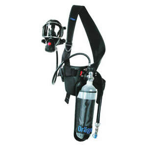 Drager 4057628 Supplied Air Gas Mask Drager Pas Colt Respirator Panorama Nova