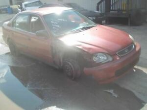 Radiator Cx Fits 96 98 Civic 939627