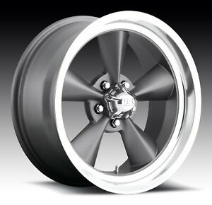 Cpp Us Mags U102 Standard Wheels 17x7 18x9 Fits Chevy Impala Chevelle Ss