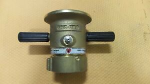 Elkhart Brass Nozzle Ims 03893001 Ims 500 2 5 Fire Fnh Select o stream Firehose