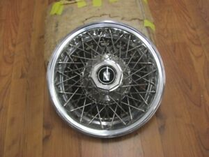 Nos 78 79 Oldsmobile Olds Cutlass Wire Wheel Spoke Hubcap N94 1260015 1979 1978