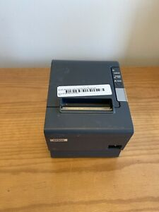 Epson Tm t88iv M129h Pos Thermal Receipt Printer Usb No Ac Adapter