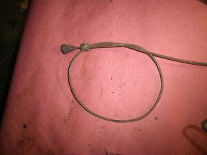 Willys Jeep Overland Truck Choke Cable Unversal 1950 s