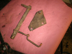 Willys Jeep Overland Truck T90 Clutch Linkage Rod N Pivot 1950 s
