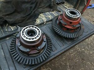 Ih International 300 Utility Ring And Pinion With Bearings