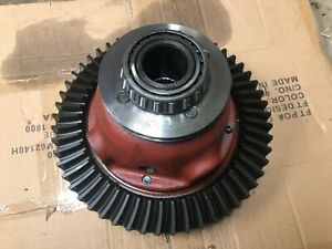 Ih International 484 Diesel Differential Ring And Pinion