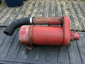 Ih International 300 Utility Air Cleaner Assembly