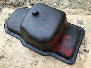 Ih Farmall 400 Diesel Oil Pan