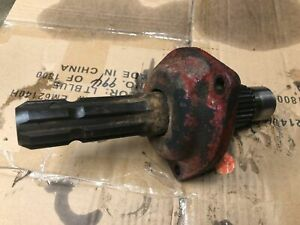 Ih International 484 Pto Shaft Assembly With Bearing