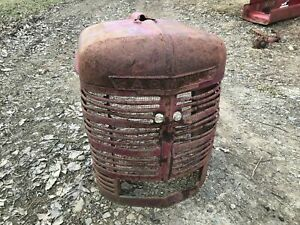 Ih Farmall H Nose And Grill