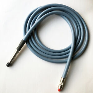 4mm Endoscope Optical Fiber Microscope Light Source Cable For Wolf Storz Stryker
