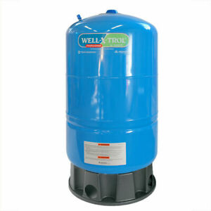 Amtrol Well x trol Wx 202d 20 Gallon Water Pressure Tank With Durabase