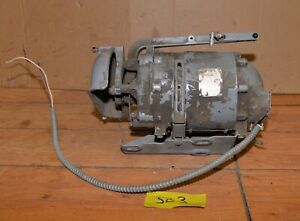 Singer 523367 g Industrial Sewing Machine Clutch Motor 1 2 Hp Ph3 Commercial Sc3