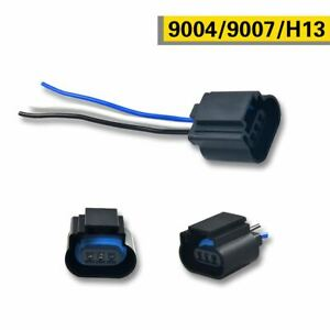 Socket Connector For H13 9008 9004 9007 Auto Bulb