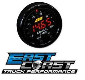 Aem X Series Wideband Gauge A F Af O2 Air Fuel Ratio Sensor Included 30 0300