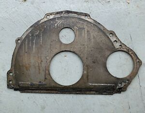 Ford Bellhousing Engine Plate Early Fe Big Block Gaxaile Fairlane 390 427 428