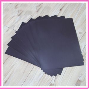 Rubber Magnetic Sheet Board For Spellbinder Dies Craft Strong Thin And Flexible