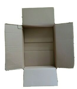Empty Box 16x12x4 completely Empty Long And Flat Great Northern Corporation