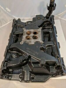 Ford Fe C4se 9425 A Cast Iron Factory 4 Barrel Intake