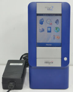 Abaxis Vetscan Vs2 Veterinary Blood Analysis Unit For Animal
