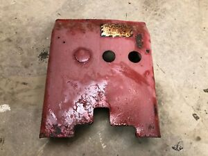 Ih Farmall 460 Hydraulic Valve Cover Panel