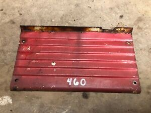 Ih Farmall 460 Original Three Piece Under Dash Panel Set