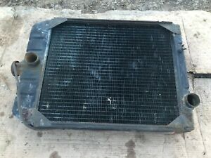 Ih Farmall 460 Gas Radiator Assembly