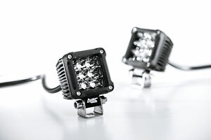 Cube 2 18w Spot Cree Led Offroad Lights Reverse Fog Driving Lights Lamps Pods